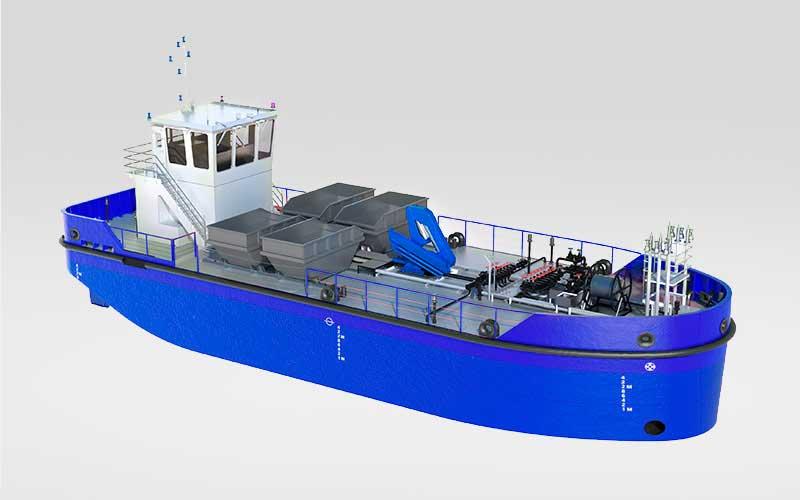 Marpol 3D Vessel