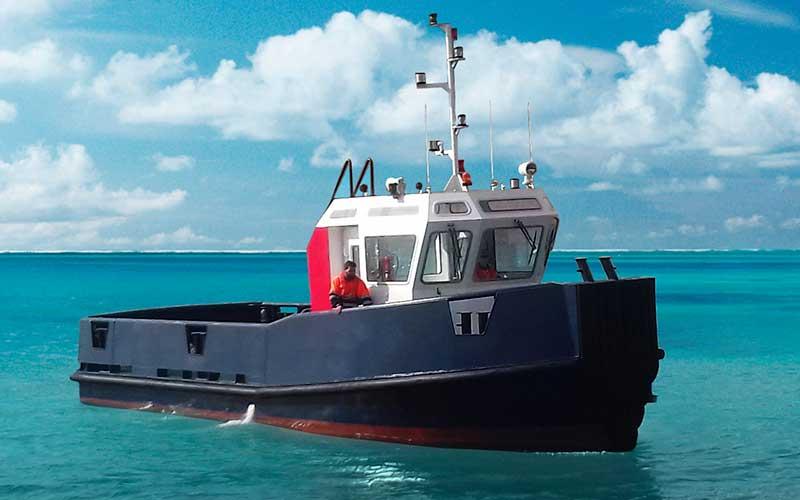 Multipurpose Harbour Vessel