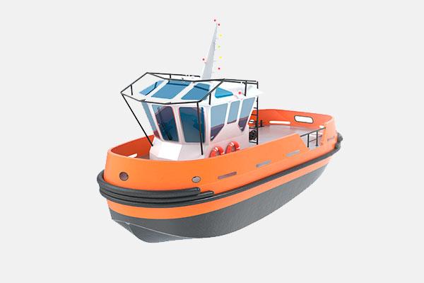 multipurpose vessel