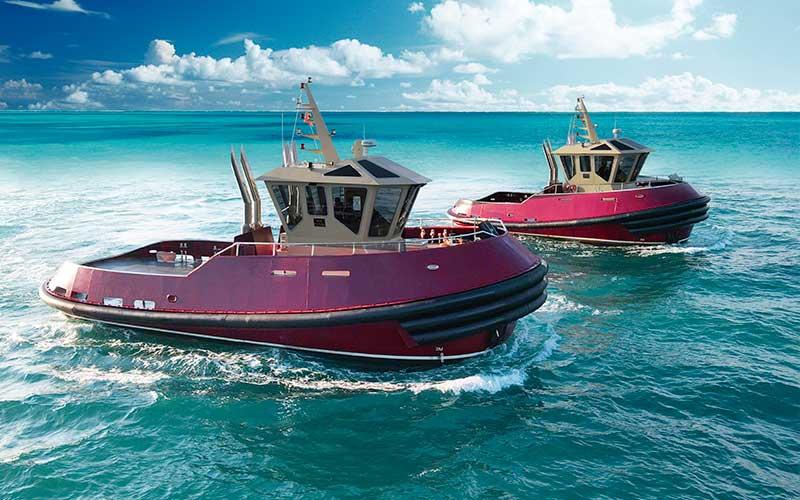 SYM Naval tugs