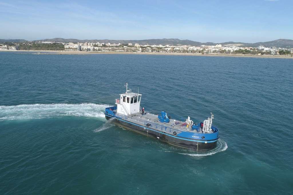 Barco Oil Tanker