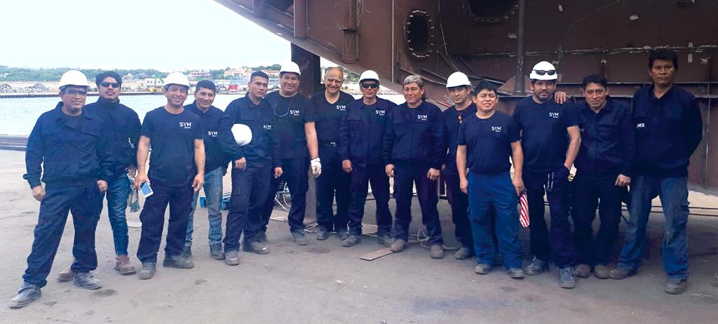 Ship Operator