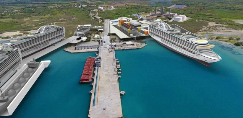 Así será el astillero de SYM Naval en la República Dominicana