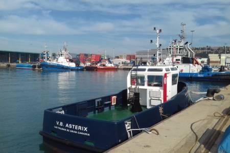 Construcción de remolcadores de puerto