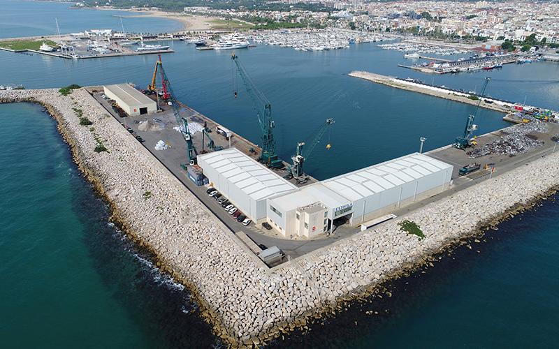 Chantier naval Europe
