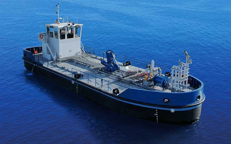 Marpol Harbour Vessel