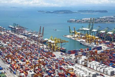 The 6 most important commercial ports in the Mediterranean