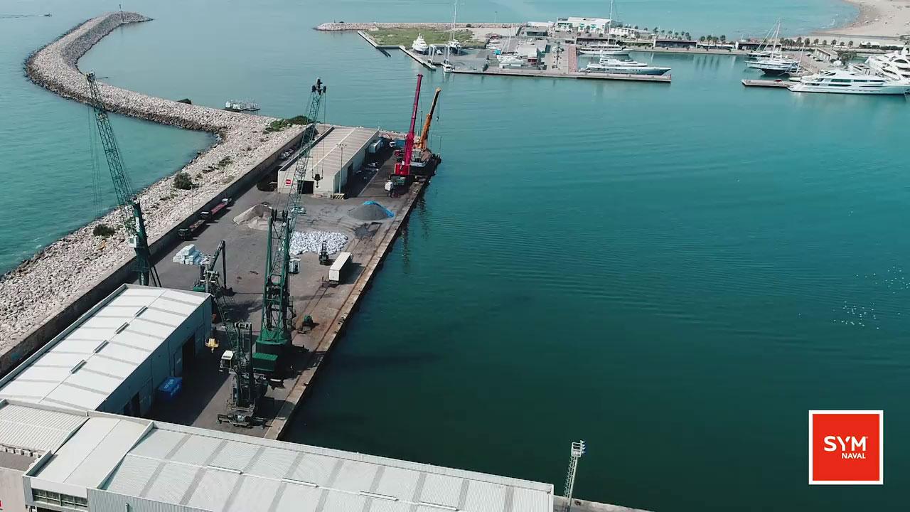 SYM Naval